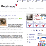 Dr. Mommy Home School Tips 150x150 Web and Blog Design