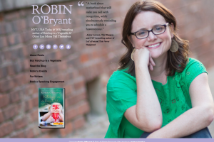 Robin O'Bryant - Freelance Author