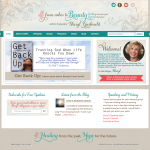 From Ashes to Beauty - the website of Author and Speaker Sheryl Giesbrecht