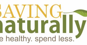 Saving Naturally logo
