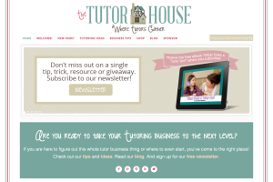 The Tutor House - where tutors gather