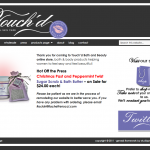 Touchd1 150x150 Web and Blog Design
