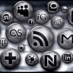 social media icons