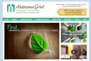 Alabama Grief Support Services