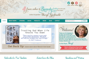 From Ashes to Beauty - the website of Author and Speaker Sheryl Giesbrecht — healing from the past, hope for the future 2013-08-16 11-30-17