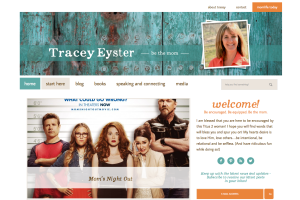 Tracey Eyster - be the mom