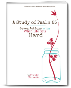 a study of psalms