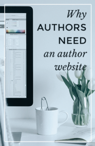 Why Authors Need an Author Website